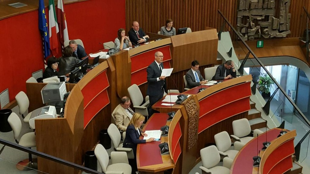consiglio provinciale trentino