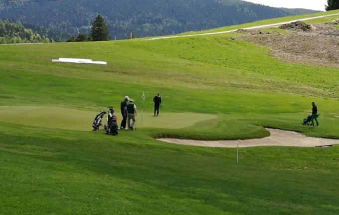 folgaria golf