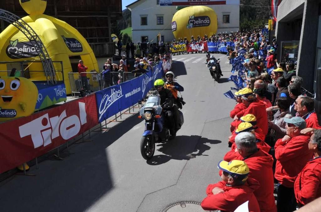 giro ciclismo moto Remo Mosna