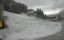 neve ponte di legno maggio