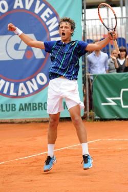 52° Torneo Avvenire Milano - Arnaboldi Federico (ITA)