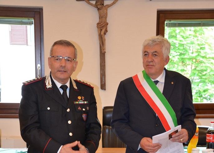 carabinieri sindaco trentino
