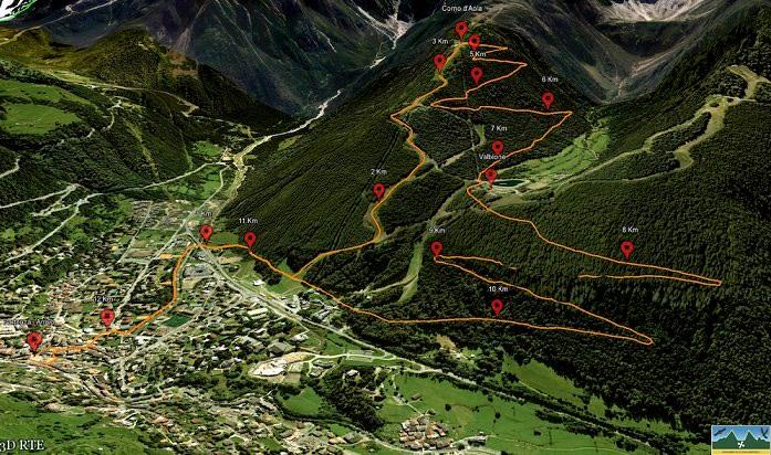 cartina gara Ponte di Legno10