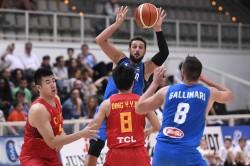 cina italia basket nazionale belinelli