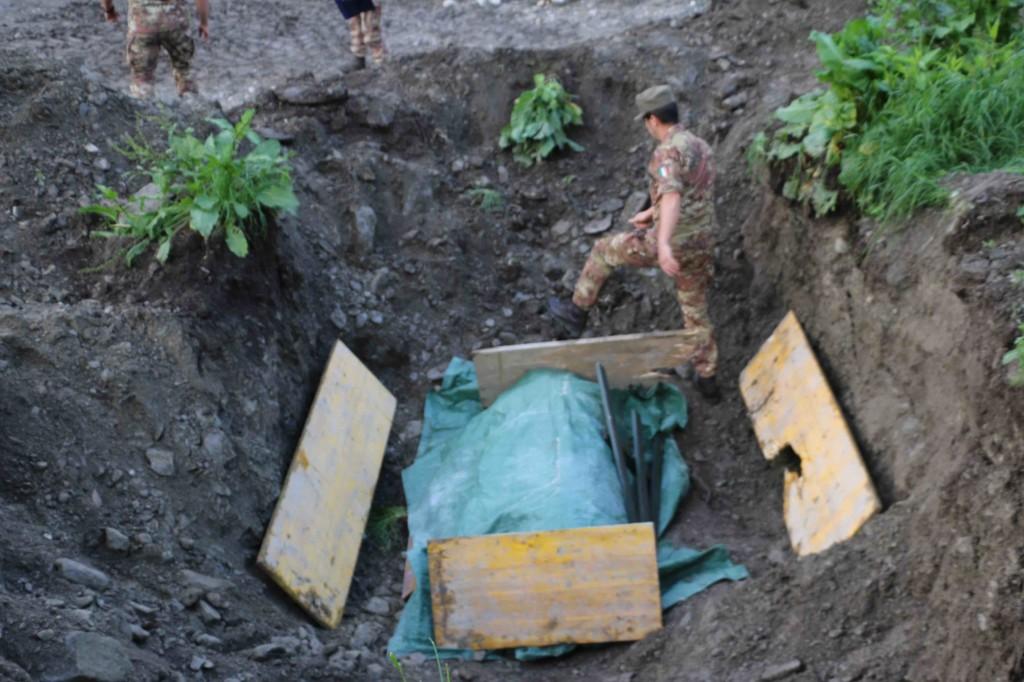bombe Foto USP:Maja Clara