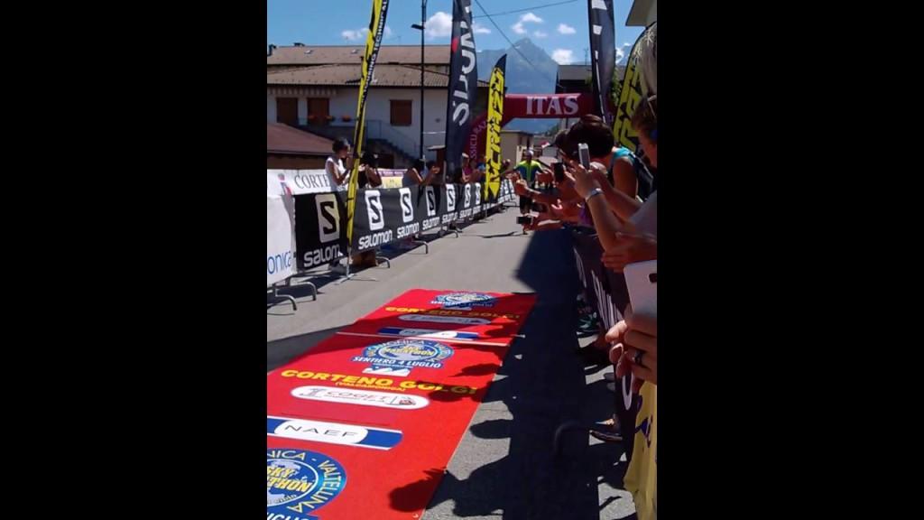 Corteno Golgi, Maratona del Cielo: trionfo di Tadei Pivk e Ionela Dragomir. Risultati e video
