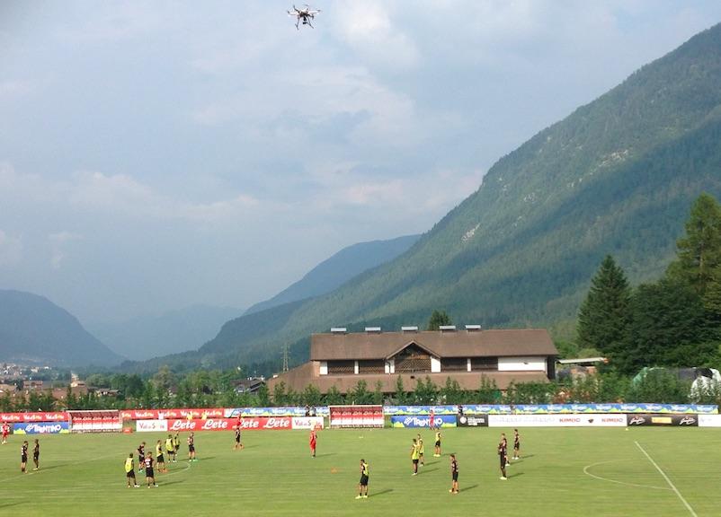 drone napoli