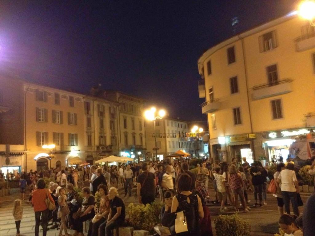 festa piazza edolo