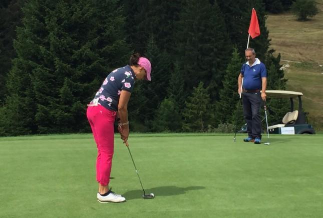 golf folgaria