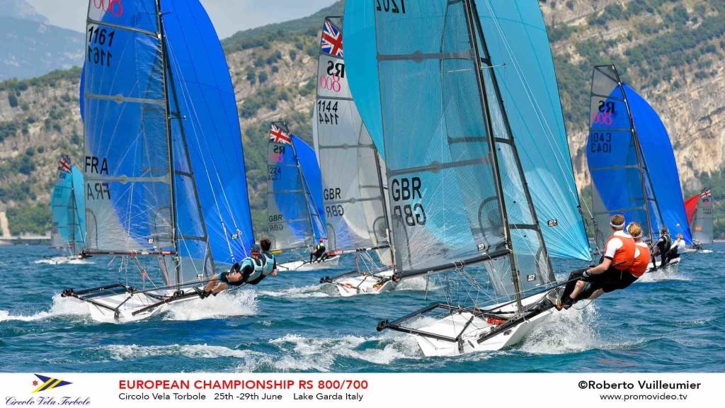 EUROPEAN CHAMPIONSHIP RS 700/800