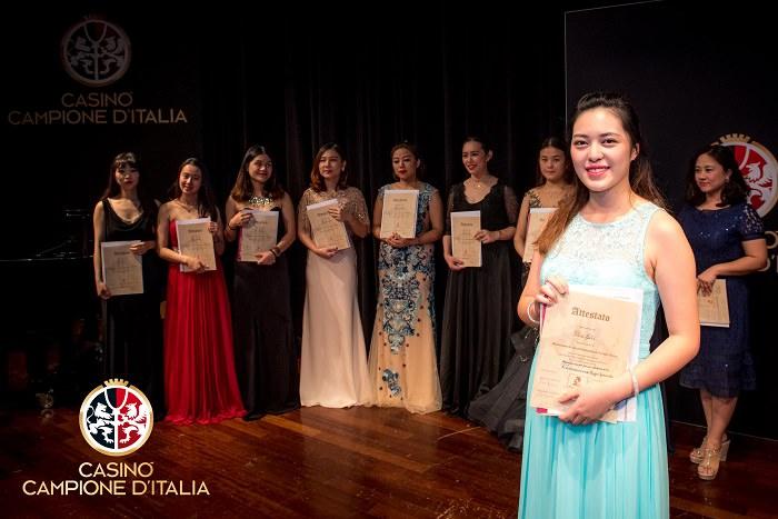 Campione - artista selezionata per il festival Leoncavallo 2017 1