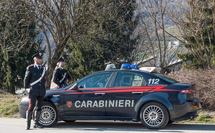Carabinieri Valsugana 1