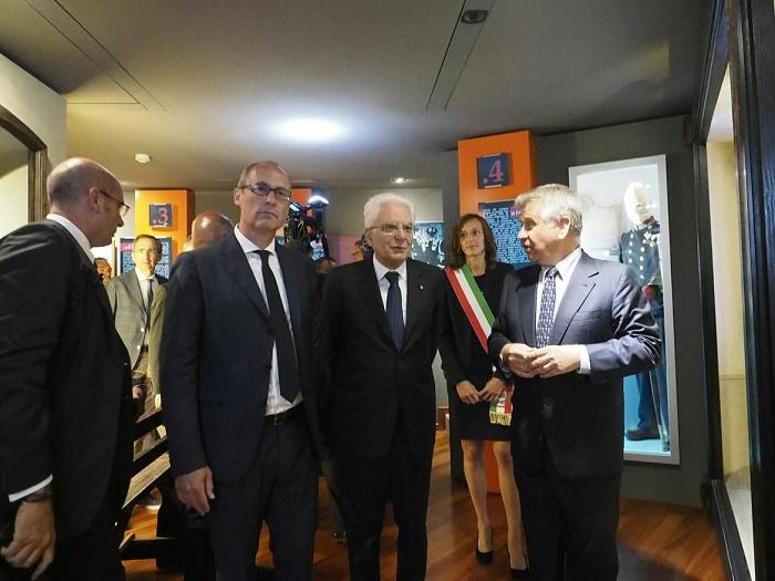 De Gasperri - Rossi -Mattarella