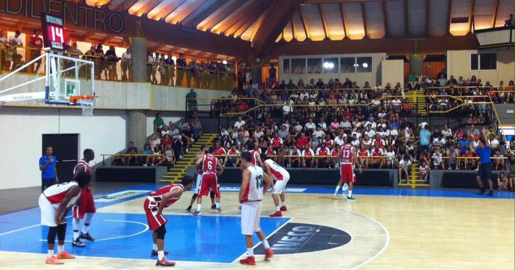 Milano Legnano Pentagono Bormio basket
