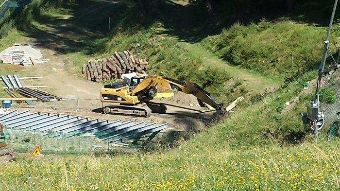 Ponte di legno lavori Valbione001