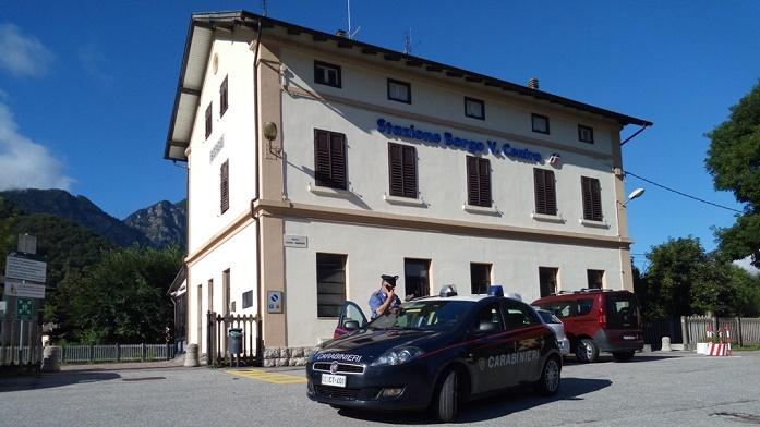 carabinieri Brgo Valsugana