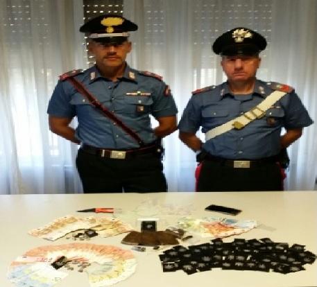 carabinieri arco 1