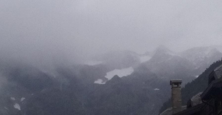 neve agosto