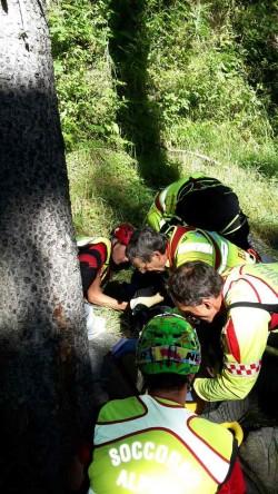 soccorso alpino cnsas