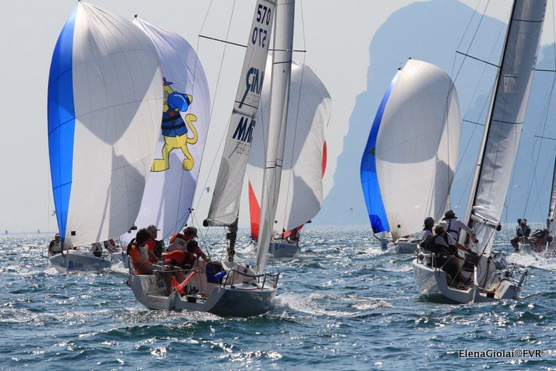 Alcatel J70 Cup Riva del Garda
