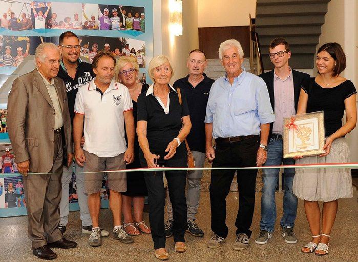 Inaugurazione Mostra Fotografica e Storica Giro del Trentino