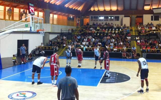 Olimpia Milano Fortitudo Bologna