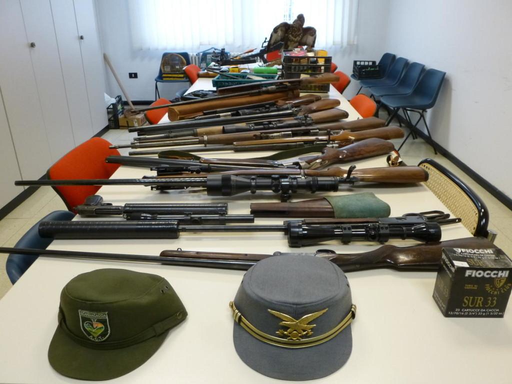 forestale-caccia-fucili