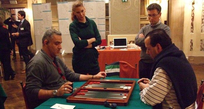 Casinò Campione Backgammon 10