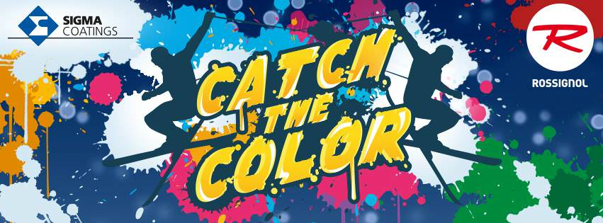 Catch The color 1