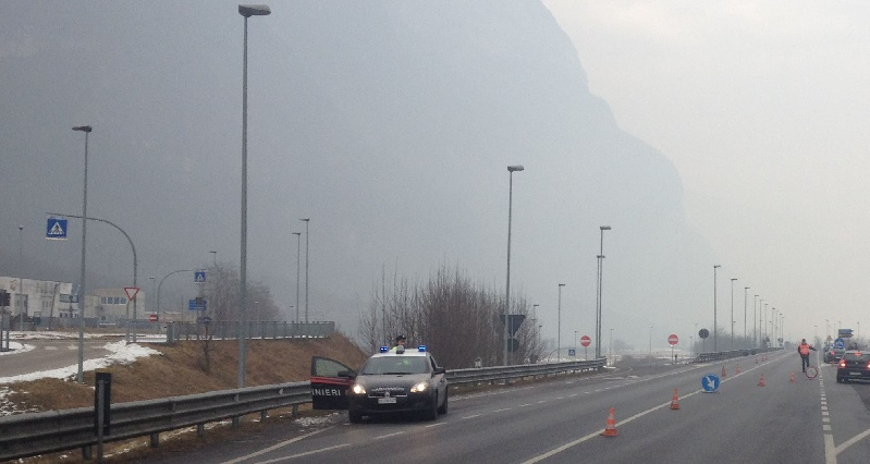 Posti blocco carabinieri 1