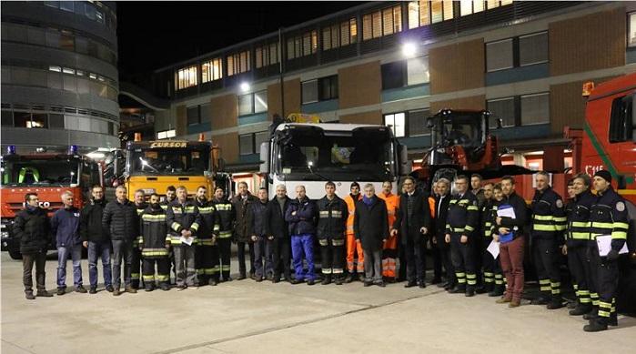 colonna mobile Bolzano 1