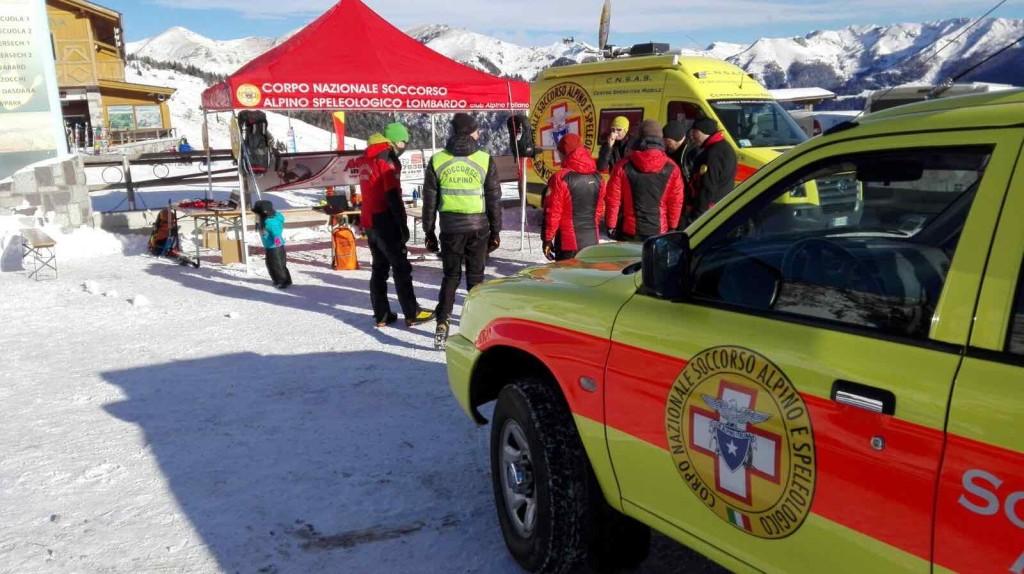 soccorso alpino sicuri