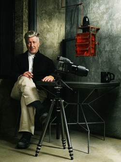 David Lynch Portrait Sitting ridotto 1