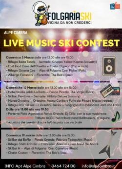 Live Music Ski Contest 1