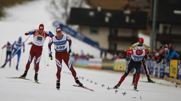 Pellegrino ski nordic