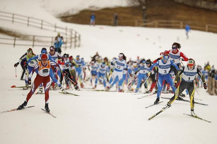 Ski Nordic Val di Fiemme