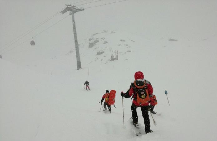 Soccorso Alpino Tonale 1