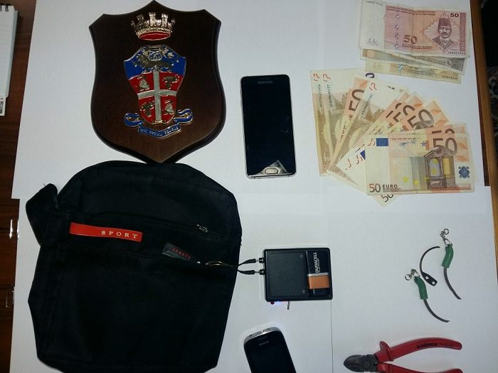 carabinieri furti Campiglio