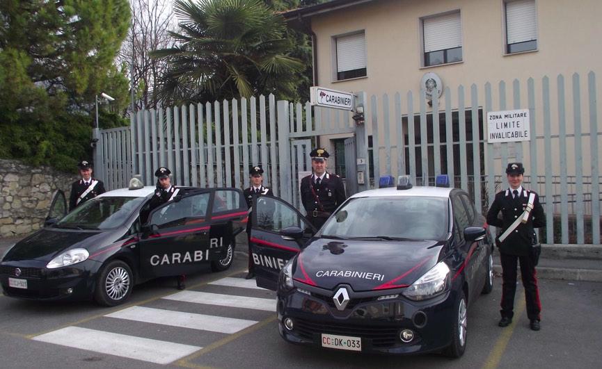 carabinieri gussago