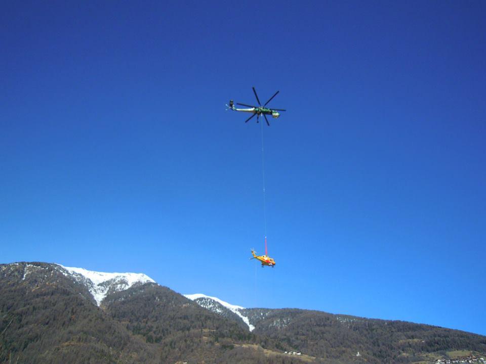 Agusta elicottero