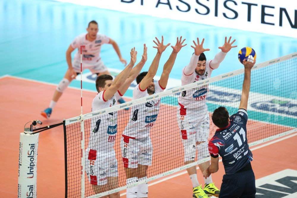 muro volley