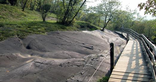 parco capo di ponte archeologico
