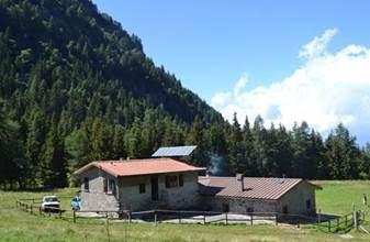 rifugio Campolungo - Bienno