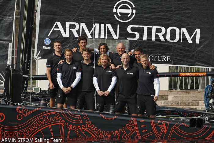 Armin Strom Sailin Team 10