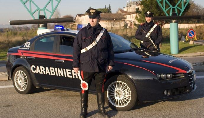 carabinieri controlli Bs 1