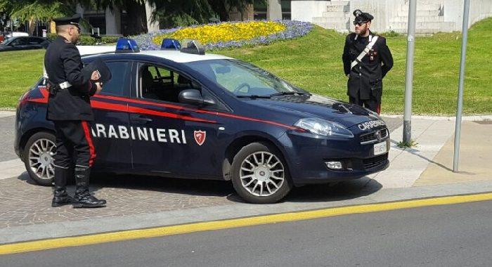 carabinieri controlli nuova