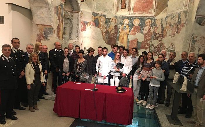 cerimonia Campione d'Italia1