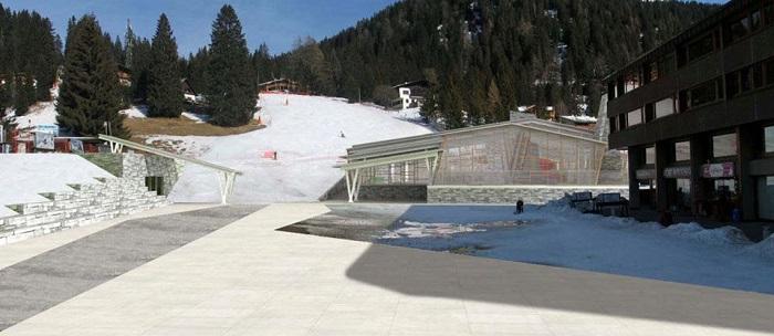 piscina 3Tre Campiglio