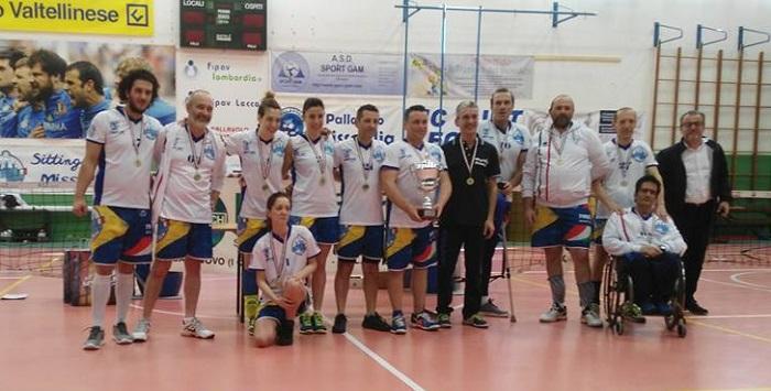 prima classificata volley