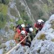 soccorso alpino roccia